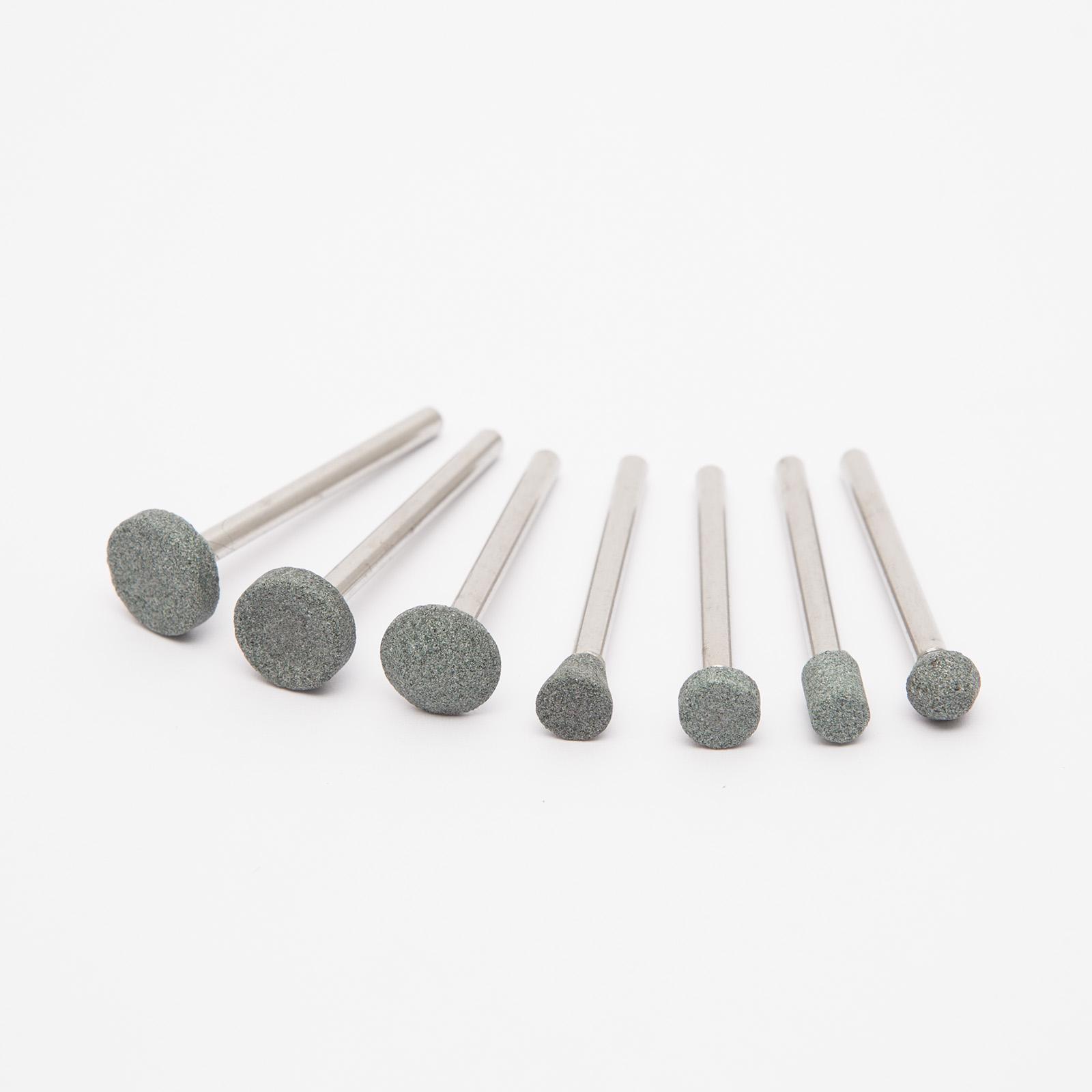 HANDY Csiszoló szett (kő) 7 db/bliszter (Csiszoló szett)