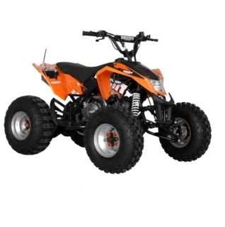 HECHT 54125 ORANGE - BENZINMOTOROS QUAD 125 CCM