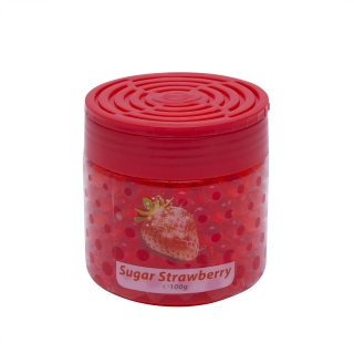 DeoBalls Illatgyöngyök Sugar Strawberry 100 g