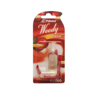 Illatosító Paloma Woody Tropical 4,5 ml